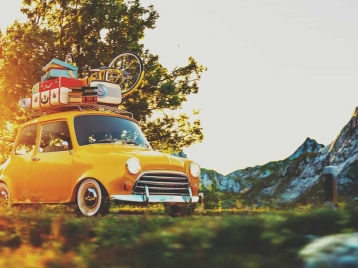 5 reasons to rent a car in the summer