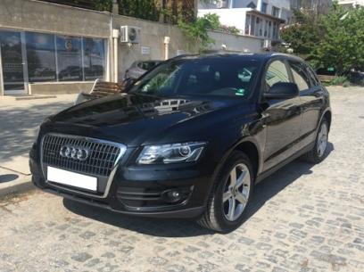 Audi Q5 4x4 АKПП