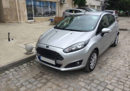 Ford Fiesta big thumb - 1
