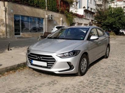 Hyundai Elantra АКПП