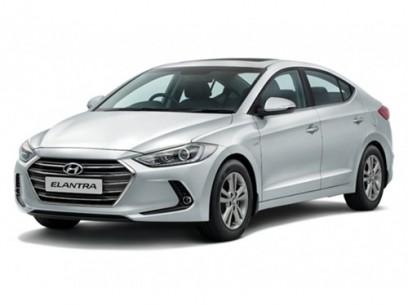 Hyundai Elantra Автоматик