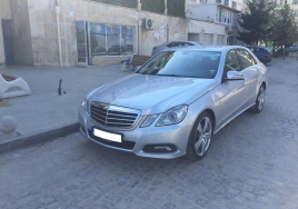 Mercedes E-class АКПП big thumb - 1