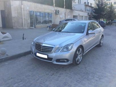 Mercedes E-class АКПП