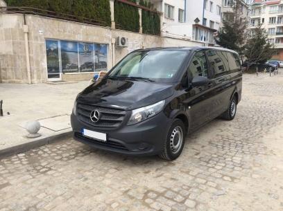 Mercedes Vito 8+1 АКПП