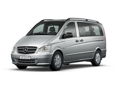 Mercedes Vito 8+1 Automatic