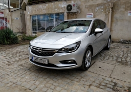 Opel Astra AKПП аренда big thumb - 1