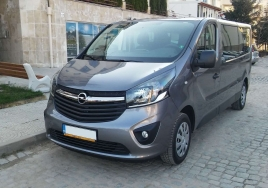 Opel Vivaro  8+1 big thumb - 1