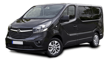 Opel Vivaro New 8+1