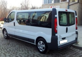 Opel Vivaro 8+1 big thumb - 2
