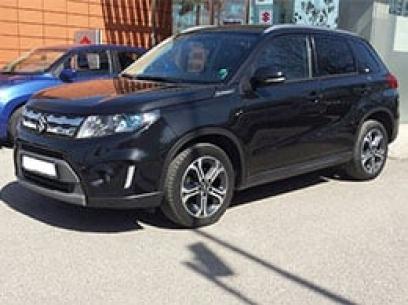 Suzuki Vitara AKПП