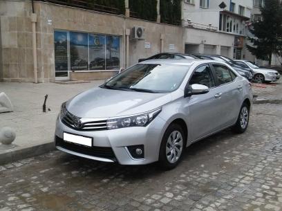 Toyota Corolla АКПП