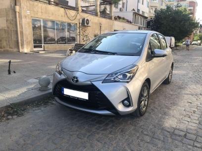 Toyota Yaris АКПП