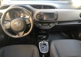 Toyota Yaris Automatic big thumb - 4