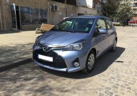 Toyota Yaris Автоматик big thumb - 1