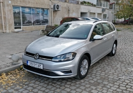 Volkswagen Golf SW 2020 Auto big thumb - 1