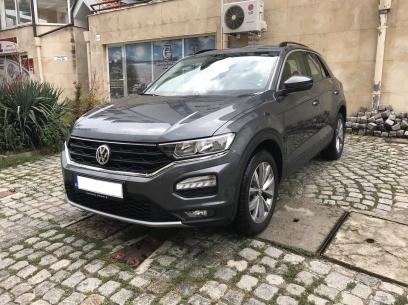 Volkswagen T-ROC АKПП