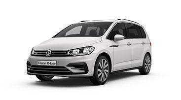 Volkswagen Touran 5+2 Aвтоматик