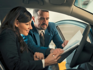 10 tips when renting a car