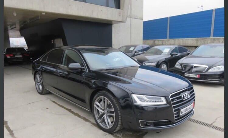Audi A7 под наем