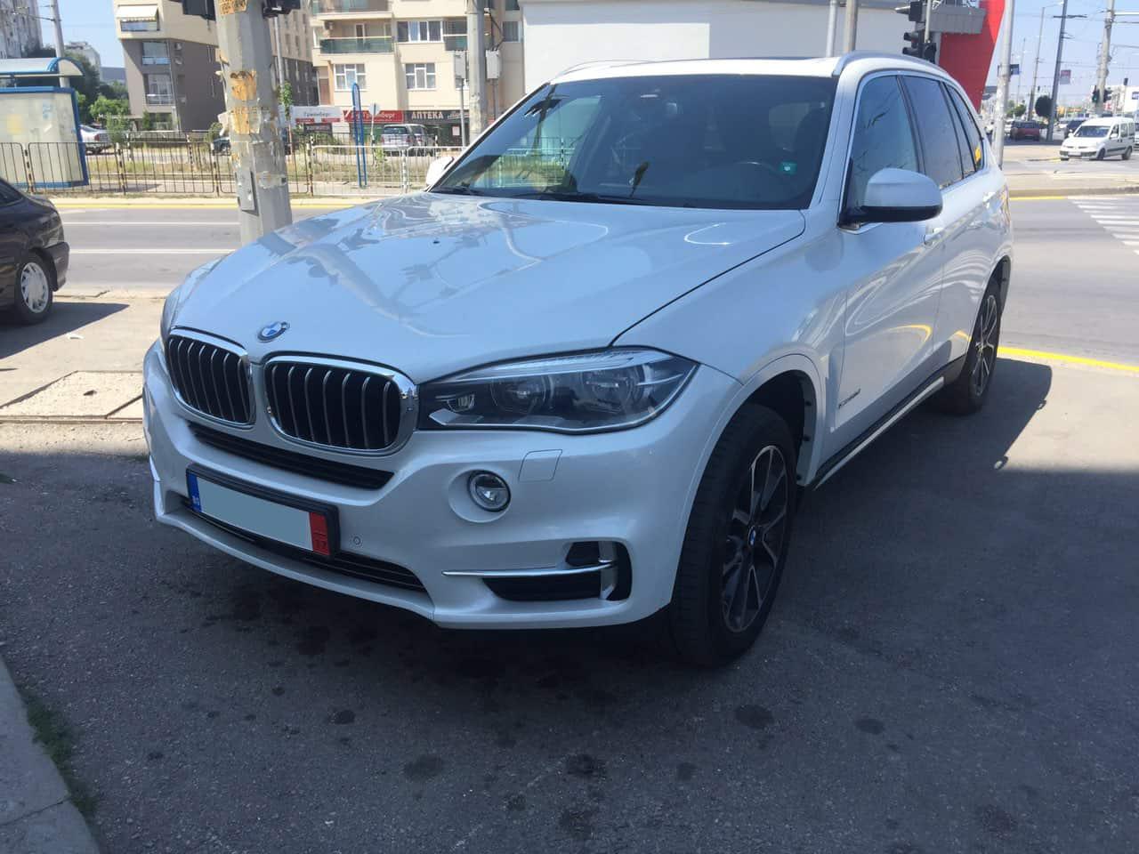 BMW X5 под наем