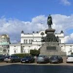парламента в София